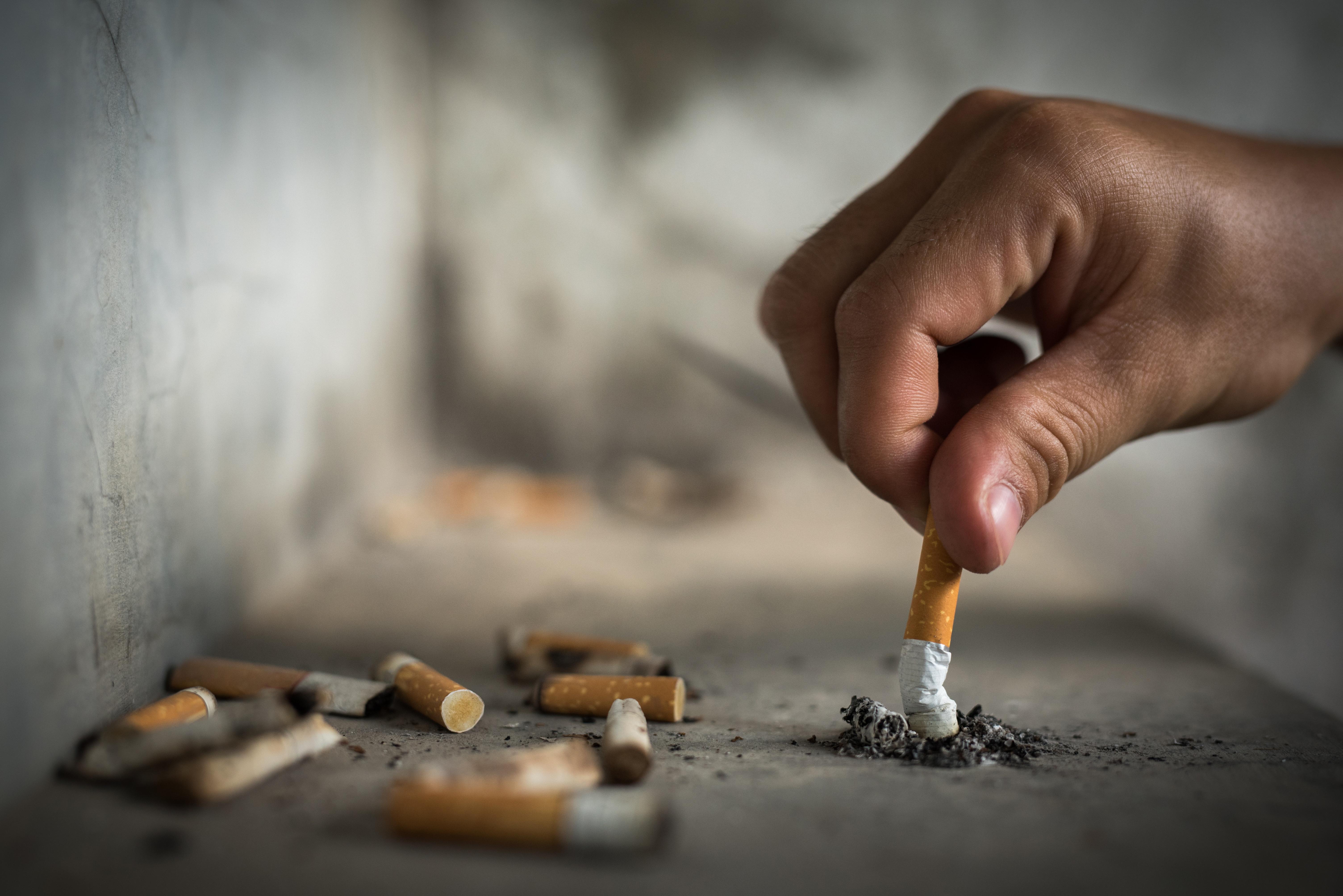 Los beneficios de terminar la relación con el tabaco