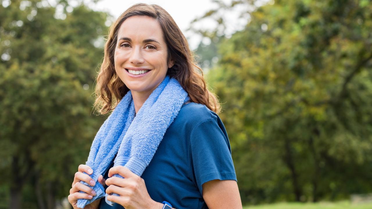 4 tips para alimentarte mejor si quieres entrenar después de los 40