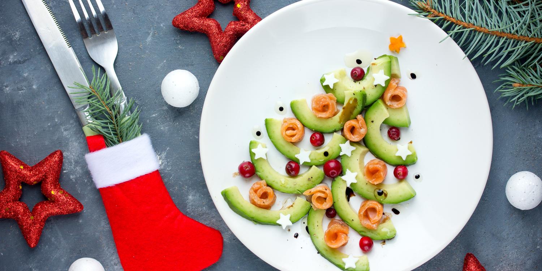 Cinco alimentos nutritivos que puedes incluir en tu cena navideña