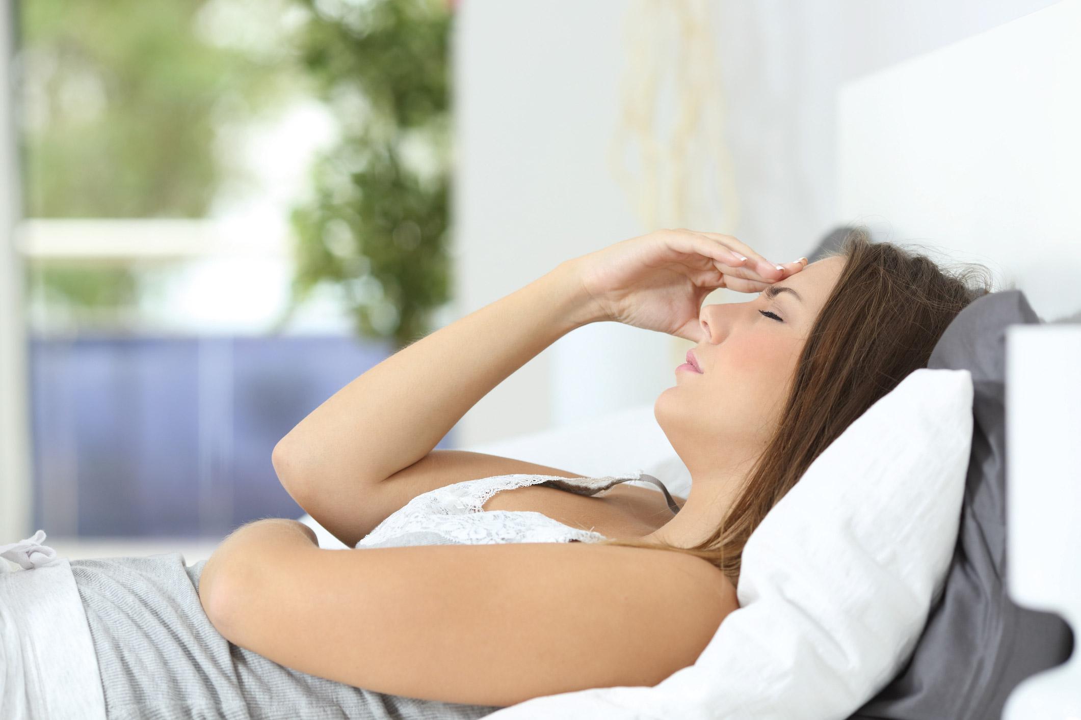 Los síntomas comunes de cáncer que ellas no deben ignorar