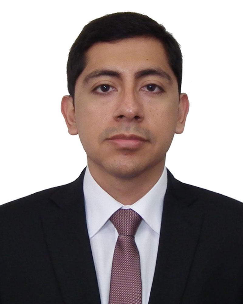 Dr. Marco Antonio Gálvez