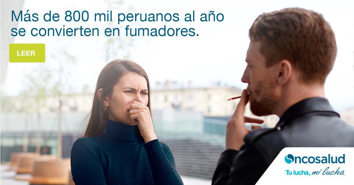 Conoce los efectos del humo en los fumadores pasivos