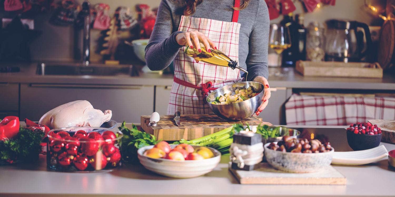 Tres recetas para disfrutar de un Navidad saludable