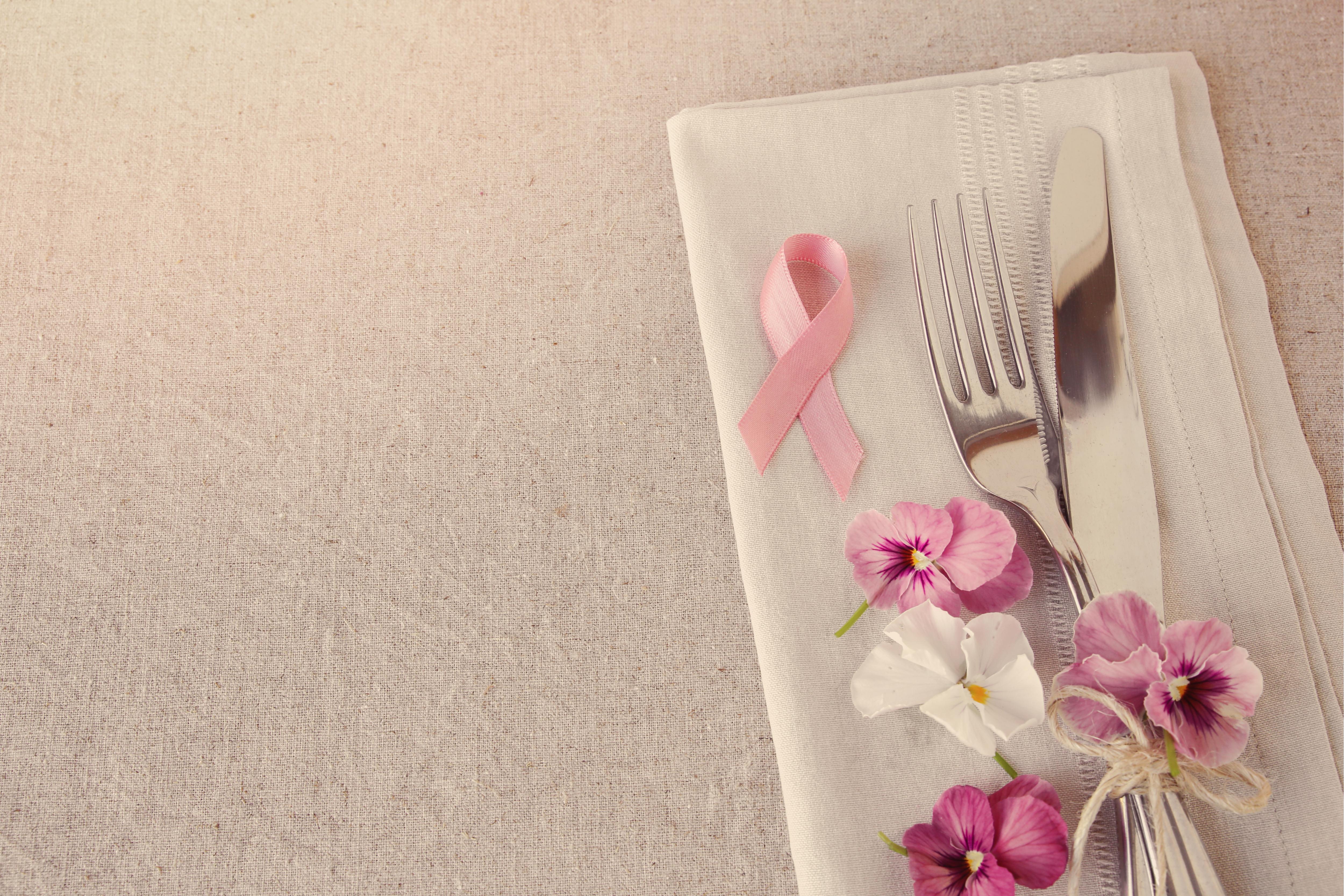 5 hábitos de alimentación para prevenir el cáncer de mama