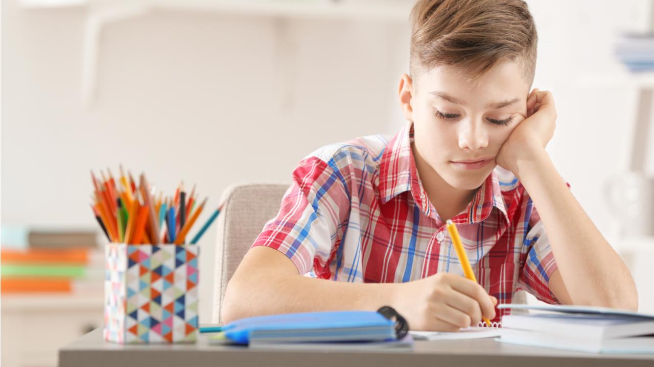 Consejo para reducir el estrés de tus hijos en el colegio