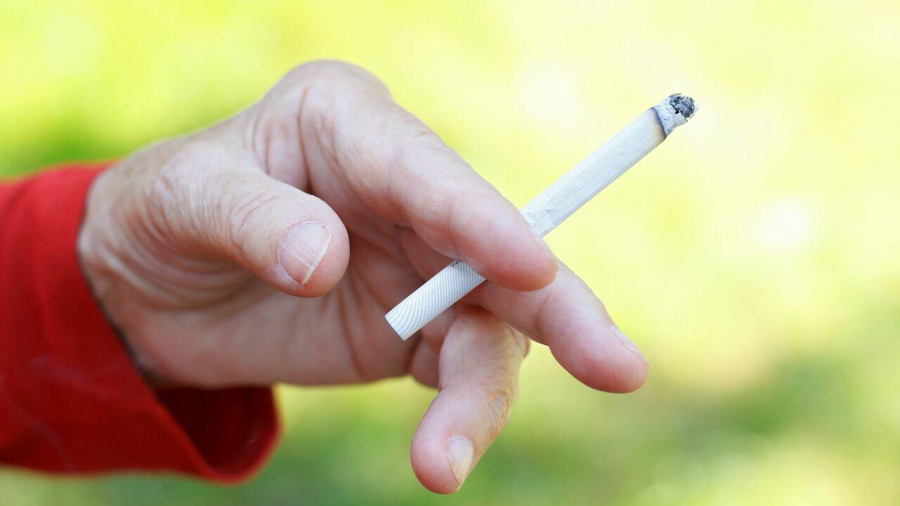 ¿Cuánto tiempo tarda un cigarrillo en desaparecer de tu cuerpo?