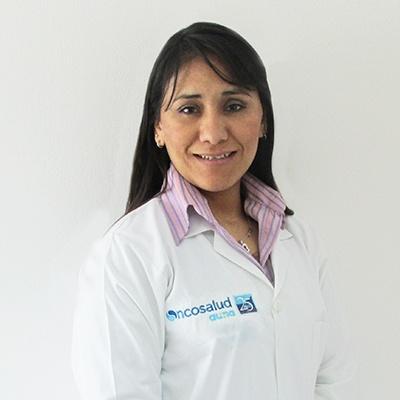 Psicóloga Marianela Sánchez