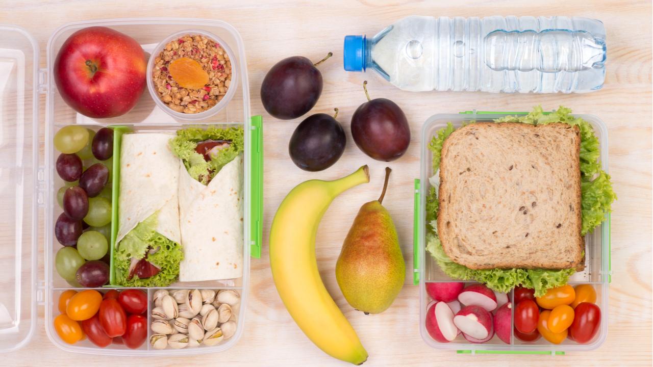 ¿Cómo identificar productos saludables para la lonchera?