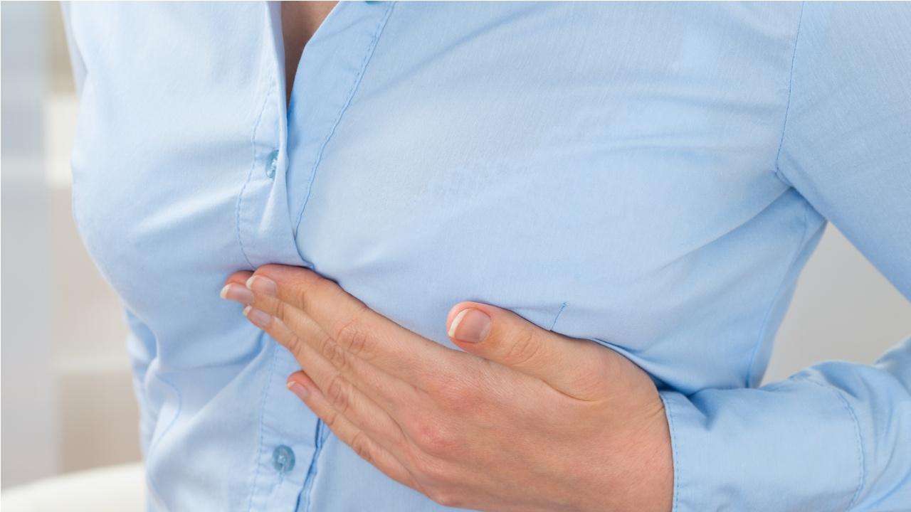 5 síntomas del cáncer de mama y cómo detectarlos